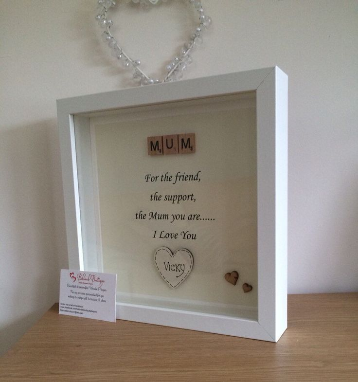 Mothers Day scrabble frame by MyBelovedBoutique on Etsy https://www.etsy.com/uk/listing/267490966/mothers-day-scrabble-frame
