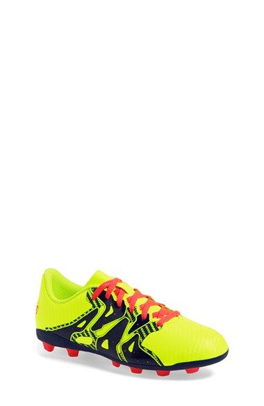 adidas 'Chaos' Soccer Cleat (Toddler, Little Kid & Big Kid)