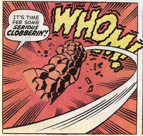ff-365:    Fantastic Four #116 by Archie Goodwin & John Buscema