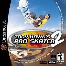Tony Hawk's Pro Skater 2 - Dreamcast Game