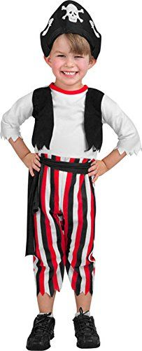 Soft  Cuddly Costumes Pirate  Toddler