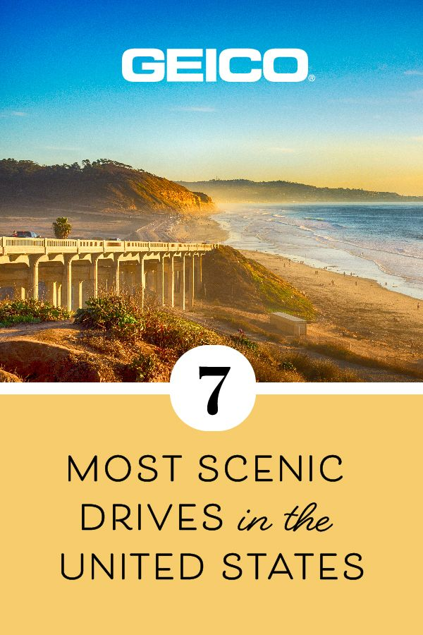 Check Out Our Top 7 Favorite Drives These Unforgettable Routes