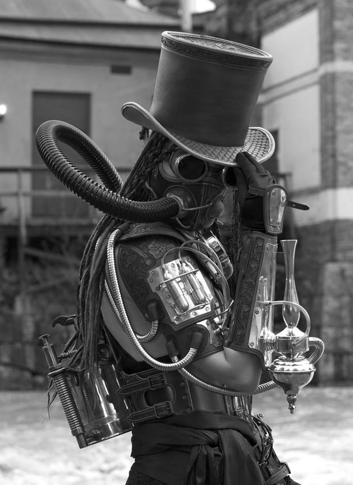 Steampunk Tendencies | Good Day Sir - TrollSmas #Steampunk #Steamgoth