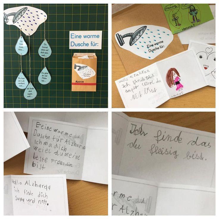 """Zu Beginn jeder Woche ziehen wir das """"Kinder der Woche"""" und dieses bekommt einen Imschlag anbaue Tafel gepinnt. Klein Kids sollen etwas nettes finden was sie dem Kind der Woche schreiben können! 😊 Klappt sehr gut!😊👍🏼"""