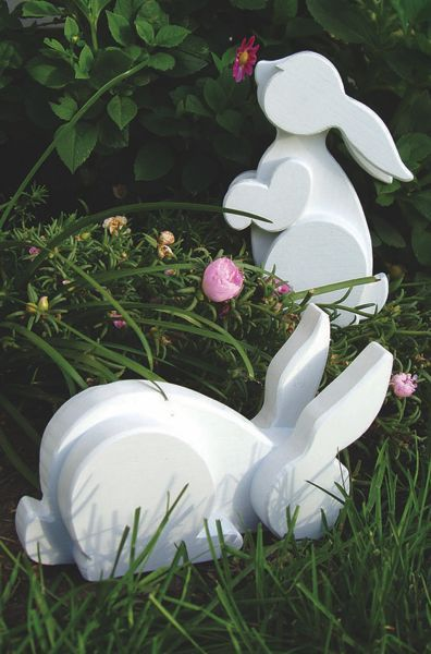 15 Woodworking of Easter Projects via TheKim …