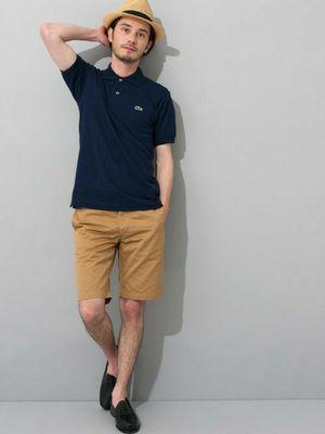 ダサいって言われないポロシャツのお洒落な着こなし - NAVER まとめ