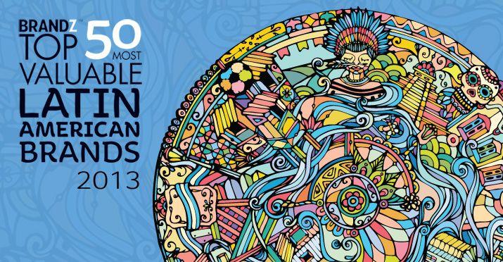 Las 50 marcas más valiosas de Latinoamérica