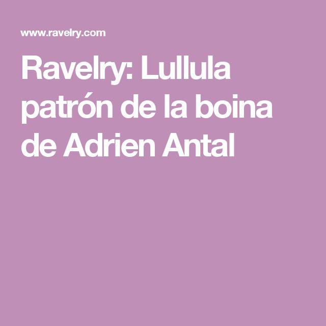 Mejores 14 imágenes de patrone gratis Ravelry en Pinterest | Ravelry ...