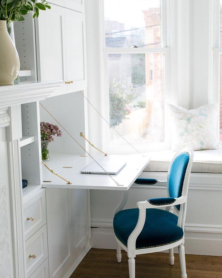 Best 25 Drop Down Desk Ideas On Pinterest Fold Down