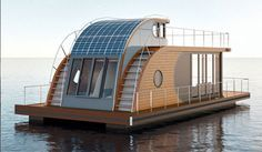 75 best images about tiny house boats on pinterest lakes. Black Bedroom Furniture Sets. Home Design Ideas