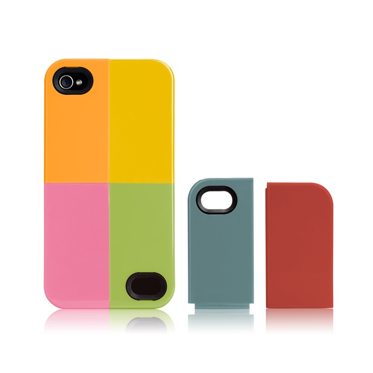 Little Black Bag   Chantilly Case for iPhone 4 / 4S by Case-Mate: Pastel Chantilly