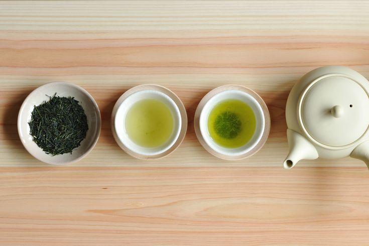 KAI Enshu – Green tea