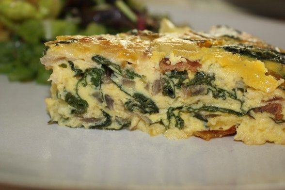Swiss Chard Frittata | My Recipes | Pinterest