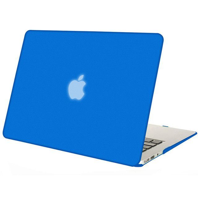 MOSISO Clear Matte Plastic Hard Case Cover for Macbook Air 13 Laptop Shell Cover for Mac book Pro 13 Retina 13.3''+Keyboard Film