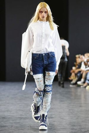 Hood by Air Ready To Wear Spring Summer 2015 New York - NOWFASHION