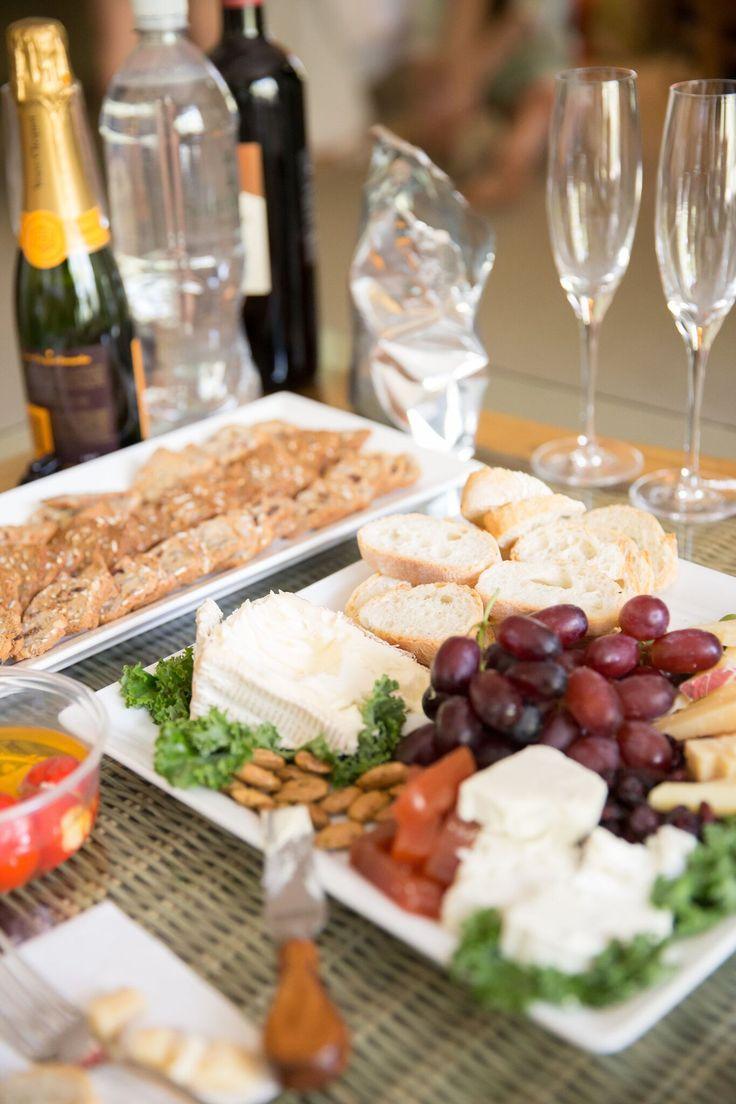 10 Einfache Buffetideen für low-budget-weddings