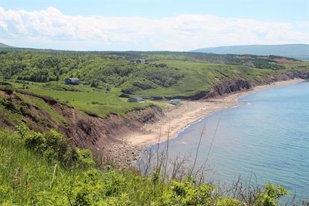 #43 - Wander around the Broad Cove area on the Ceilidh Trail in Cape Breton.  Cycling, hiking, beaches, camping.....gorgeous place!