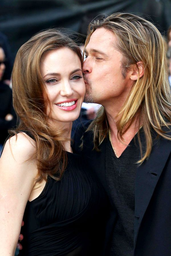 35 beautiful, red carpet moments of celebrity PDA