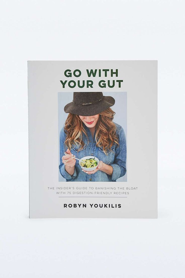 Go With Your Gut Book
