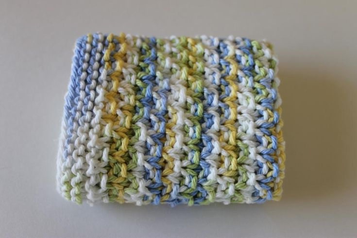 Simple Seed Stitch By Stayhomestitch Knitting