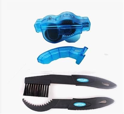 This item is now available in our shop.   Free Shipping! 3 pc/lot Bicycle Chain Cleaner Cycling Clean Brushes Tool kits (1 lot=2 pc Brush+1 pcs Cleaner Machine) - US $4.89 http://prooutdoorsshop.com/products/free-shipping-3-pclot-bicycle-chain-cleaner-cycling-clean-brushes-tool-kits-1-lot2-pc-brush1-pcs-cleaner-machine/