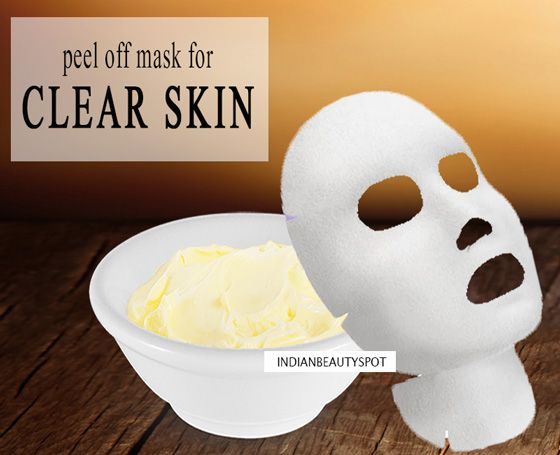Get clear skin with homemade beauty recipes, they are inexpensive and all natural to keep...
