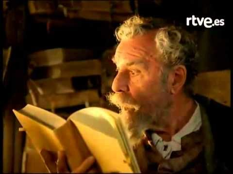 video de Don Quijote de la Mancha.Fernando Rey en el papel de Don Quijote