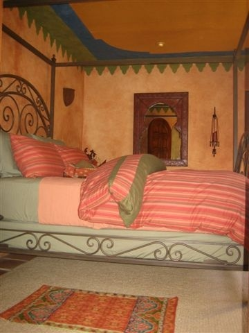 a little moroccan inspiration...