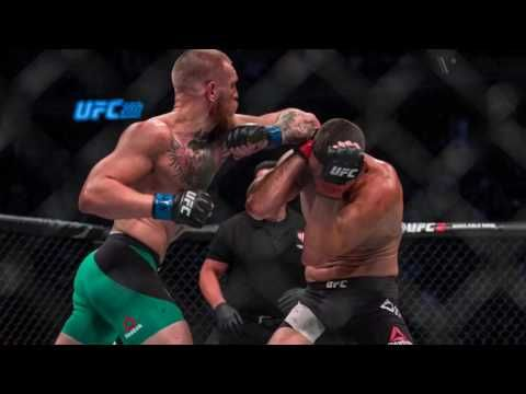 MMA 2016 Fighter of the Year nominee Conor McGregor