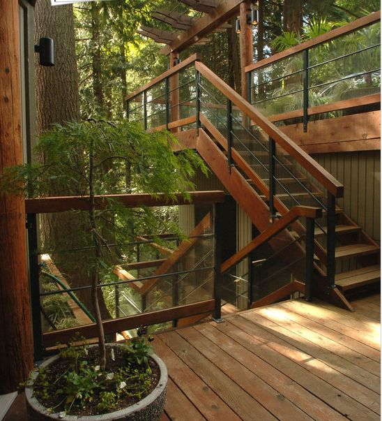 escada madeira
