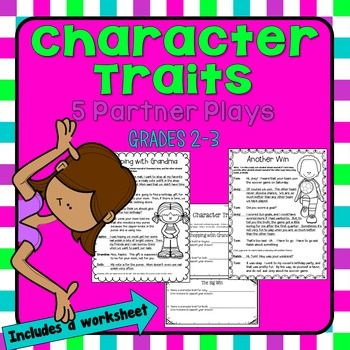 Worksheets Inferring Character Traits Worksheets Answer Key 56 best images about character study on pinterest traits partner plays