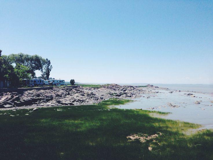 Quai de l'Islet. www.chaudiereappalaches.com
