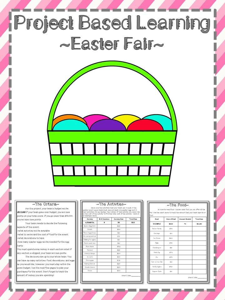 Celebrate the holiday and review multi-digit multiplication with this learning based project. Students will work as teams to plan out an Easter fair for a town. To finish, students will create an advertisement for the fair that they plan.  This packet includes: +instruction letter +planning sheets +grid paper +additional activities
