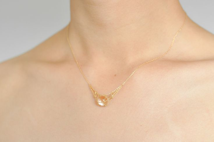HAMMOCK Necklace (SOURCE) - SOURCE objects