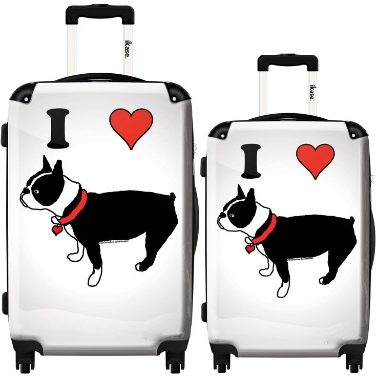 With IKASE Be Trendy and Unique! Easy to recognize ! For all our suitcases, you can find 3 deals: 20 inches carry-on (All Airlines cabin approved) 24 inches check-in (All airlines check-in approved) 2