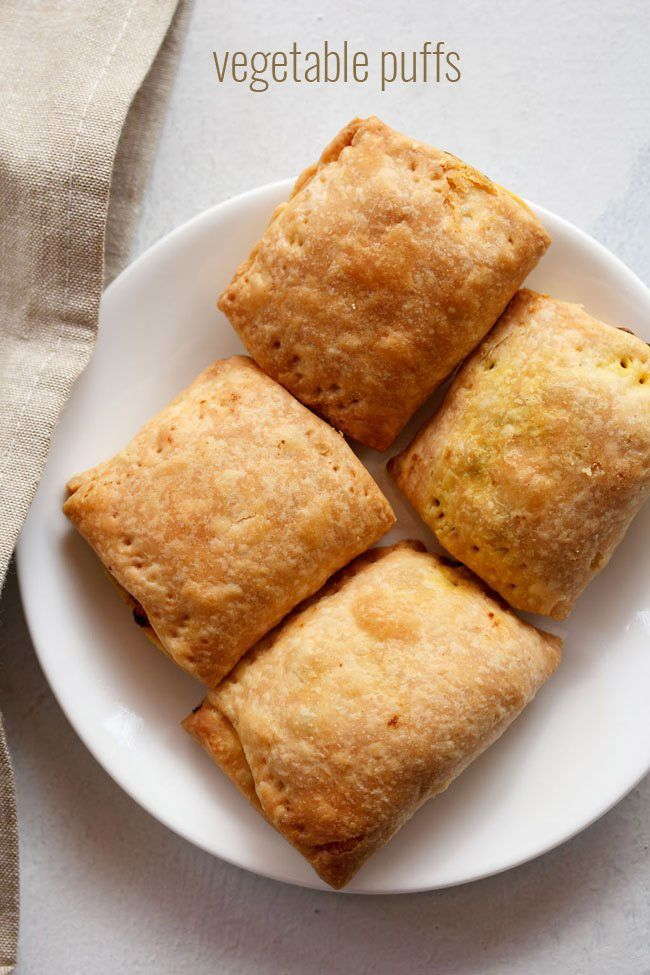 veg puff recipe with step by step photos. a really delicious bakery style veg puff recipe made with mix veggies. veg puffsare called as veg patties in mumbai.