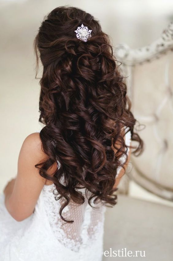 Terrific 1000 Ideas About Quinceanera Hairstyles On Pinterest Quince Hairstyle Inspiration Daily Dogsangcom