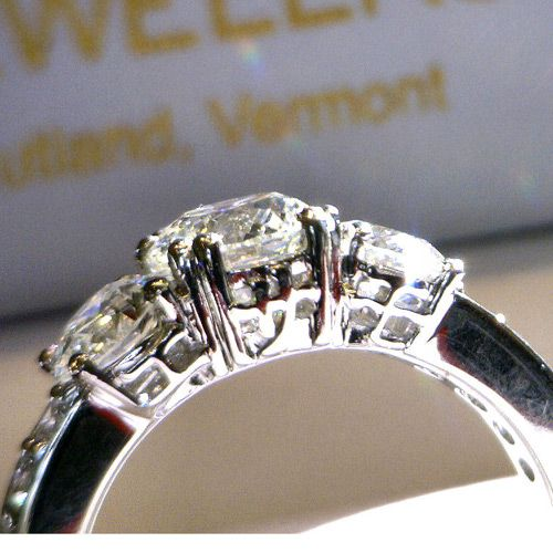 17 best images about custom designed jewelry on pinterest for What is platinum jewelry made of
