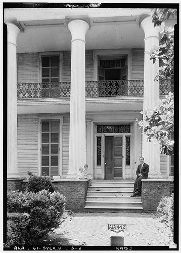 Mount Ida, c1840s, Sylacauga, AL in 2018 older houses Pinterest