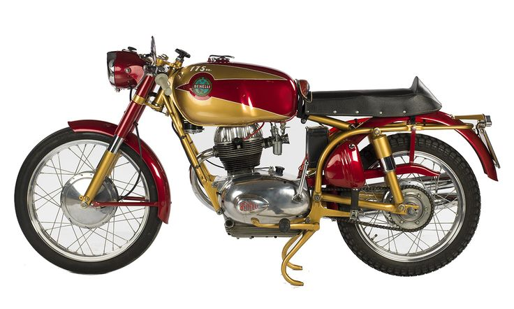 1960 Benelli 175 SS