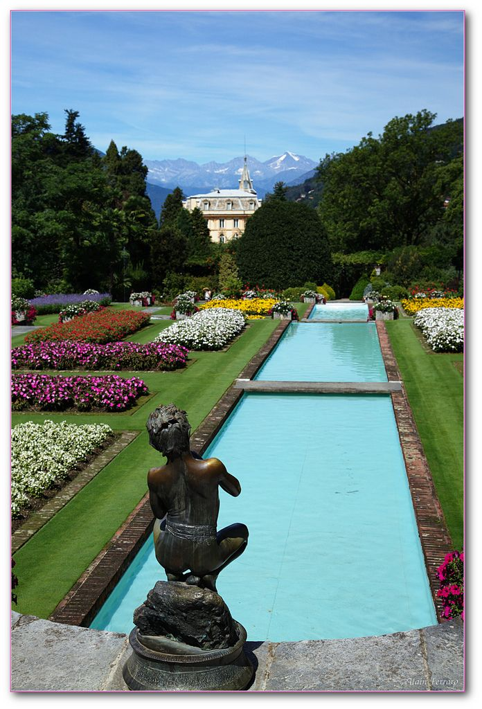 Giardini Botinici di Villa Taranto, Italy.   by Alain Ferraro on Flickr