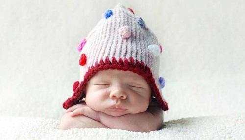 Sweet Sleeping by Little Babies