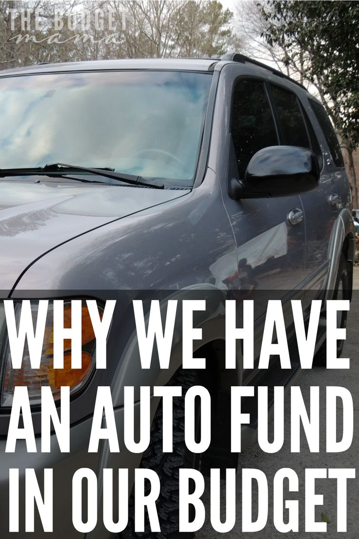 Our auto fund has saved our budget countless times. After failing to budget properly for car-related stuff, we made it easier on ourselves with a simple approach to always being prepared for car repairs.
