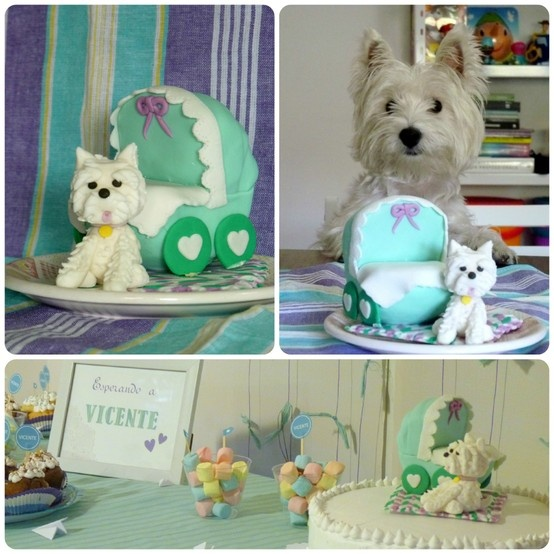 The 157 best images about westie cakes on Pinterest ...
