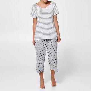 Stars & Stripes 3/4 Pyjama Set