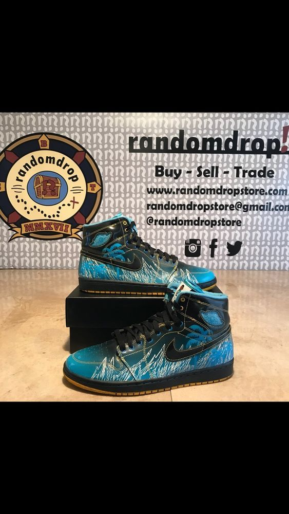 69aaaddc588 Air Jordan 1 (I) High Doernbecher Freestyle-Mr. Boober 345204-04 size 9.5  used  fashion  clothing  shoes  accessories  mensshoes  athleticshoes (ebay  link)