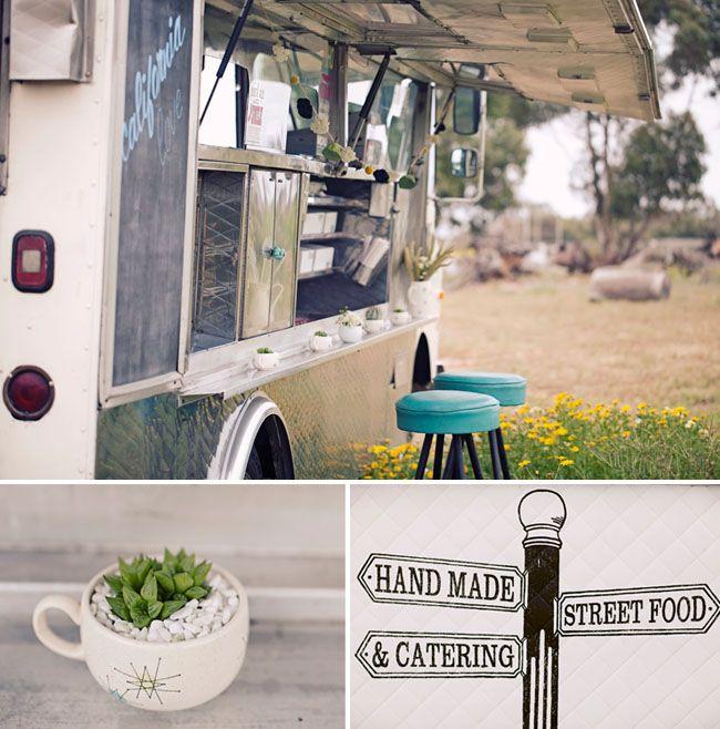 A Food Truck Wedding | Green Wedding Shoes Wedding Blog | Wedding Trends for Stylish + Creative Brides