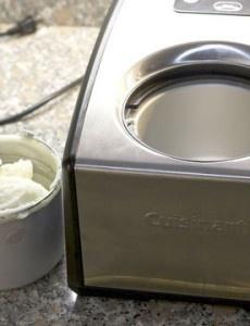 Maquina para hacer helado Cuisinart $7329 Kitchen & Gourmet by Stylo Shop