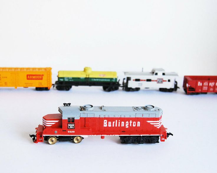 Vintage Tyco Train 88