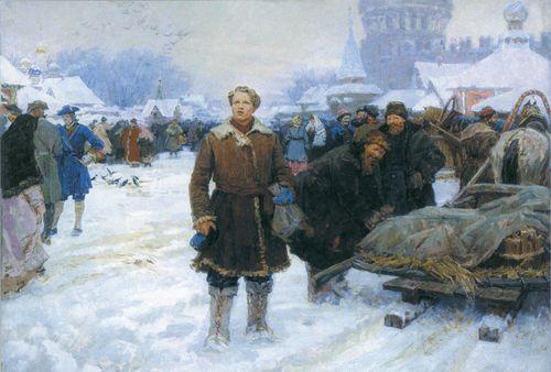 Ломоносов - Великий сын великого Отечества